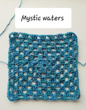 Midnight waters - Heathers Yarn Barn