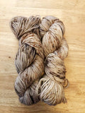Toasted marshmallow - Heathers Yarn Barn - hand dyed yarn