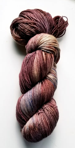 Java house - Heathers Yarn Barn - hand dyed yarn