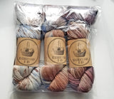 Morning Muffin & Java Fade Kit - Heathers Yarn Barn