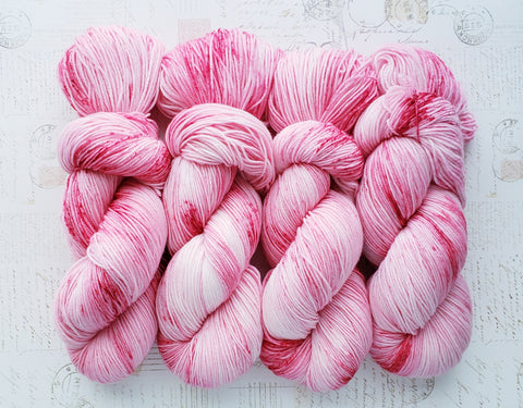 February Collection - My Bloody Valentine - Heathers Yarn Barn