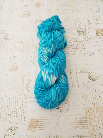 Flammegarn Collection - Truly Turquoise - READY TO SHIP - Heathers Yarn Barn