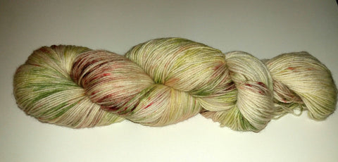 Pistachio with Brown Specks - Heathers Yarn Barn