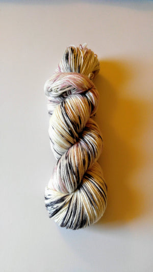 Dirty Rose Petal Yarn