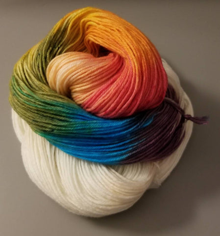 Taste the Rainbow Yarn - Heathers Yarn Barn