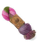 Hand Dyed Sock Yarn - Spring Bouquet - 13 Available - READY TO SHIP - Heathers Yarn Barn