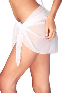 Tahiti Short Wrap Cover Up