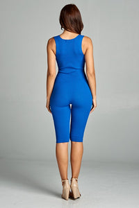 Hailee Roll Up Jumpsuit