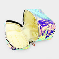 Hologram Mermaid Tail - Cosmetic Bag