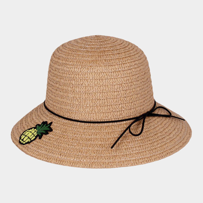 Pineapple Patch Straw Hat