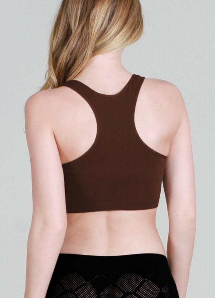 Everyday Racerback Bra Top