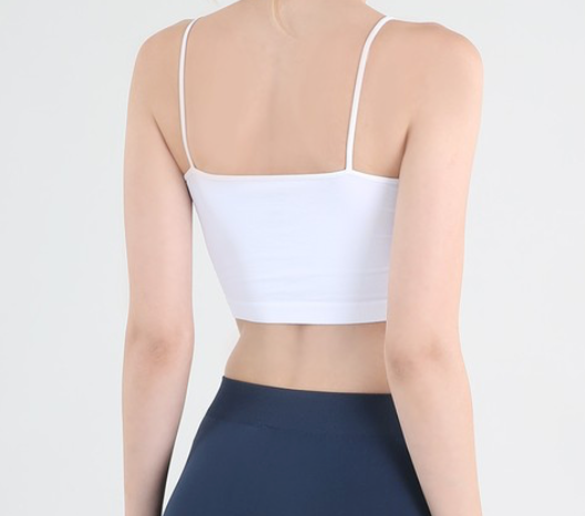 Nikki Crop Top