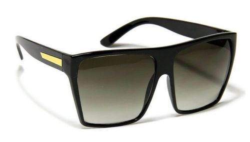 XL Square Flat Top Sunglasses