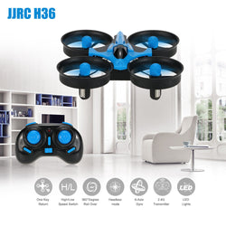 JJRC H36 RC Quadcopter 2.4G Mini Pocket Drone