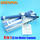 8 in 1 EZ Jet Water Turbo Gun