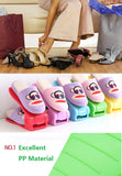 Colorful Smart Space Saving Shoe Organizer