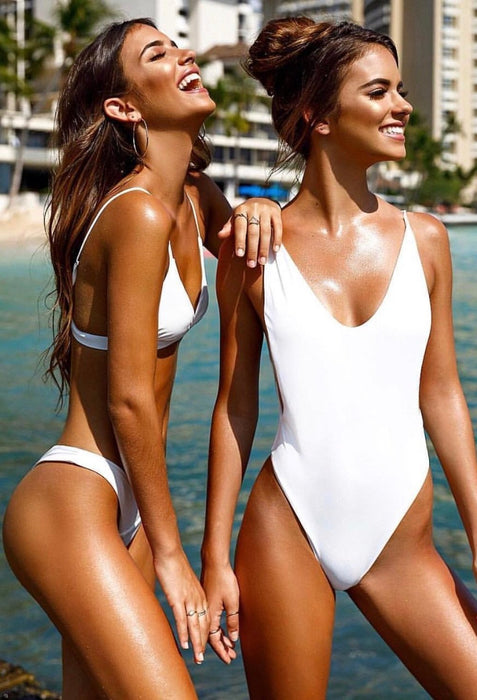 Sophia One Piece Ivory