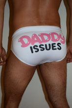 Daddy's swimwear in White