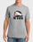 Idees Vol Vrees Pik 'n Wyn Men's T-shirt