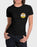 Idees Vol Vrees Moerkoffie Chest Women's V-neck T-shirt