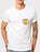 Idees Vol Vrees Moerkoffie Chest Men's T-shirt