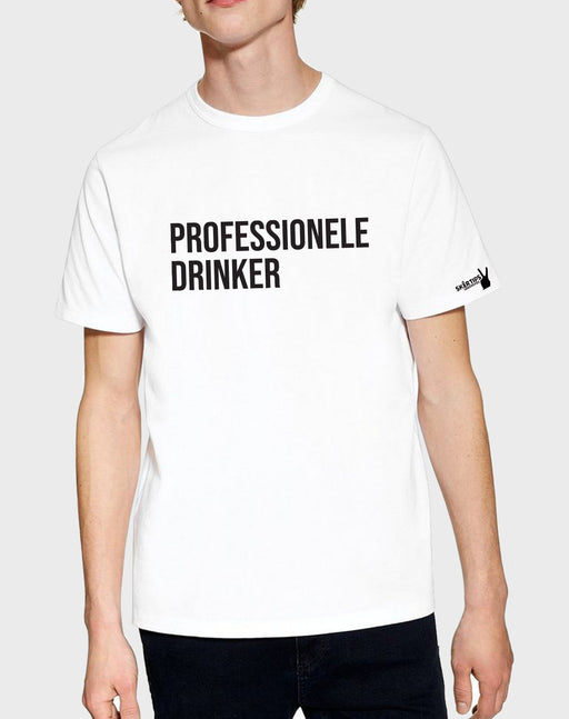 Sarkasties Professionele Drinker Men's T-shirt