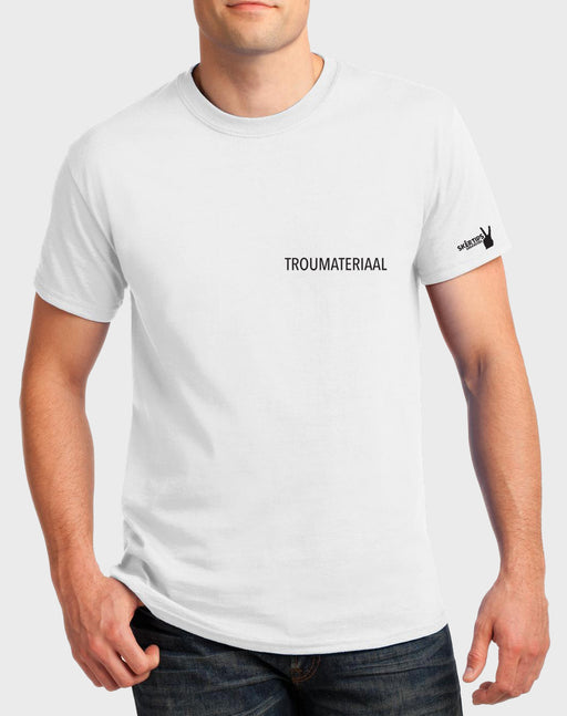 Sarkasties Troumateriaal Men's T-shirt