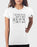 Sarkasties Vol Wyn Women's T-shirt - komedie
