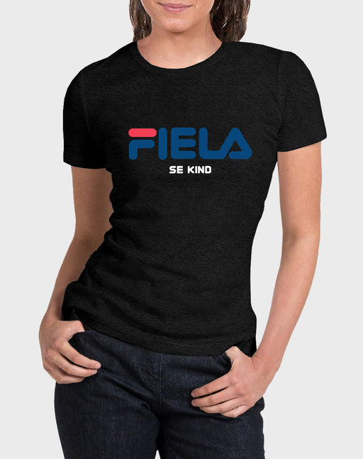 Afrilol Fiela (se kind) Women's V-neck T-shirt