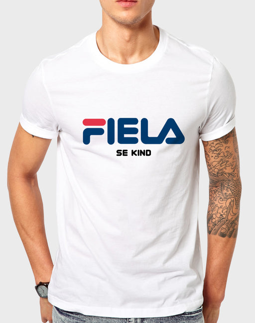 Afrilol Fiela (se kind) Men's T-shirt - komedie