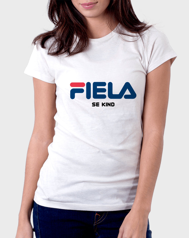 Afrilol Fiela (se kind) Women's T-shirt - komedie