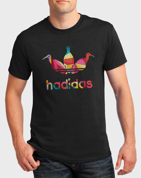HADIDAS Kleurvol Men's T-shirt