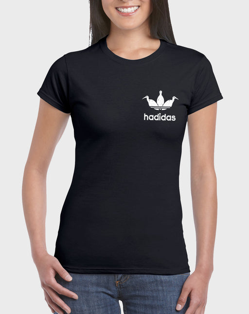 HADIDAS Women's Chest T-shirt - komedie
