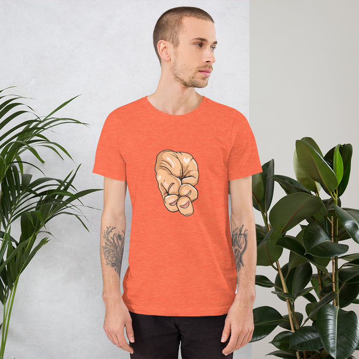 [INTERNASIONAAL] Idees Vol Vrees Lammie Men's T-shirt