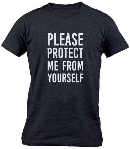 GVLK Please Protect Me T-shirt