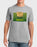Idees Vol Vrees Spring-Boks Men's T-shirt - komedie