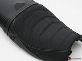 LUIMOTO CAFE LINE RIDER SEAT COVERS FOR TRIUMPH SPEED TRIPLE 05-07