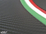 LUIMOTO TEAM ITALIA MONOPOSTO RIDER SEAT COVERS FOR DUCATI 748 916 996 998 94-04