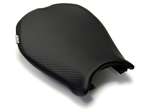 LUIMOTO BASELINE RIDER SEAT COVERS FOR DUCATI 848 1098 1198 08-13