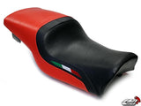 LUIMOTO TEAM ITALIA RIDER SEAT COVERS FOR DUCATI SUPERSPORT 91-98