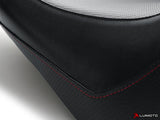 LUIMOTO BASELINE RIDER SEAT COVERS FOR DUCATI DIAVEL 11-14