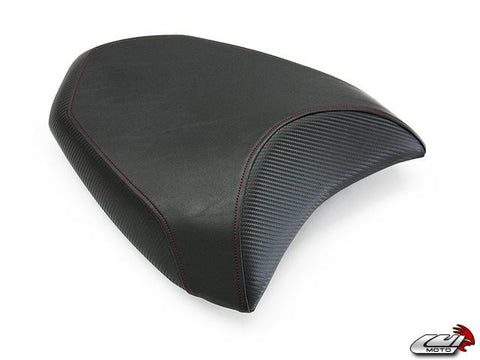 LUIMOTO TEAM ITALIA 2010-2011 PASSANGER SEAT COVERS FOR DUCATI MULTISTRADA 1200 10-14