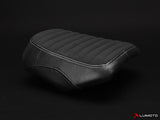 LUIMOTO PASSANGER SEAT COVERS FOR MOTO GUZZI AUDACE 15-18