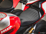 LUIMOTO CORSA RIDER SEAT COVERS FOR DUCATI PANIGALE R 16-17