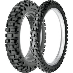 DUNLOP D606 ROAD LEGAL KNOBBY TYRES
