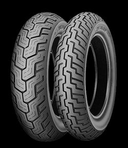 DUNLOP D404 CRUISER TYRE TUBELESS TYPE