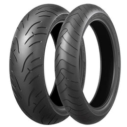 BRIDGESTONE BT023 COMBO DEAL 120/70ZR17 + 160/60ZR17