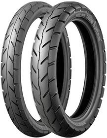 BRIDGESTONE BW201/202 *MOTARD*COMBO DEAL* 3.00-21 + 120/80-18