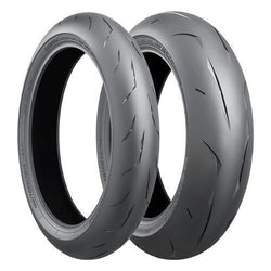 BRIDGESTONE RS10 COMBO DEAL 110/70R17 + 140/70R17