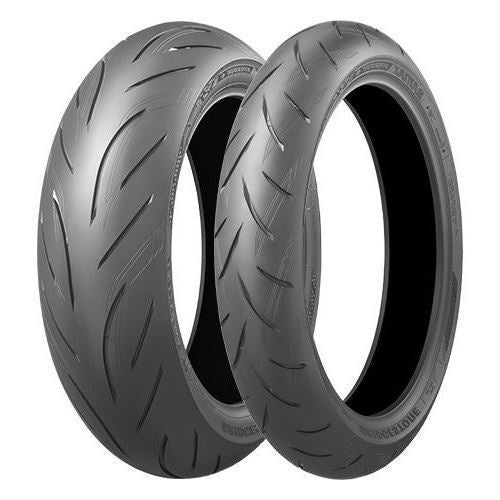 BRIDGESTONE S21 COMBO DEAL 120/70ZR17 + 190/55ZR17